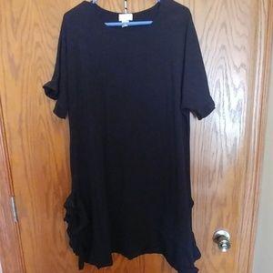 3x Bellino black tunic